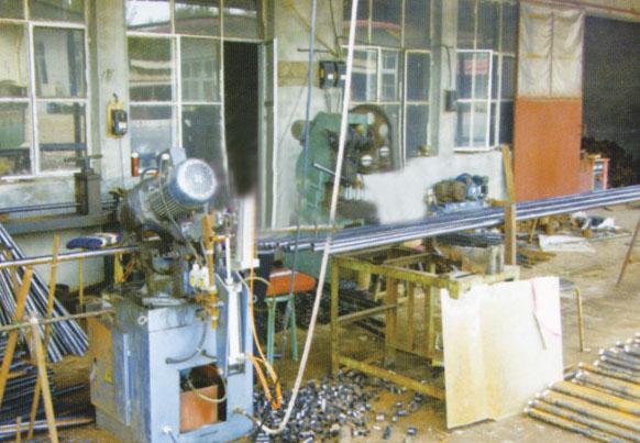 喷灌配件生产设备