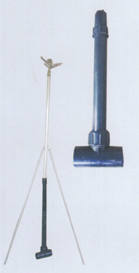 喷灌配件销售厂家-两节伸缩杆