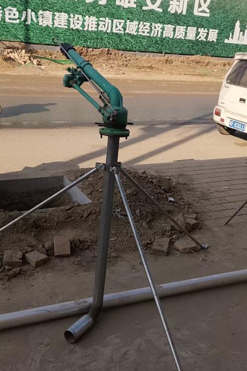 喷灌设备安装实例