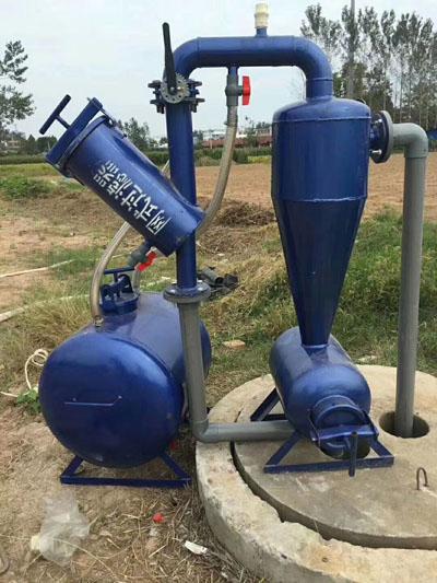 喷灌过滤器配件应用