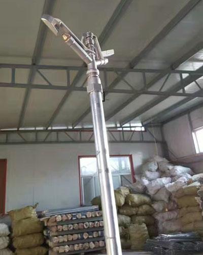喷灌配件-立杆铝管
