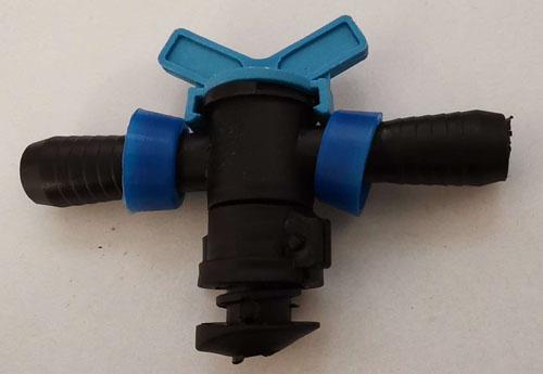 喷灌塑料调节阀配件