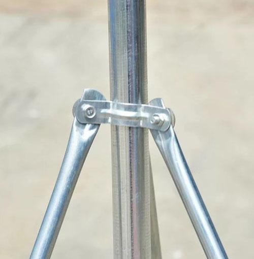 喷灌系统支架立杆总成